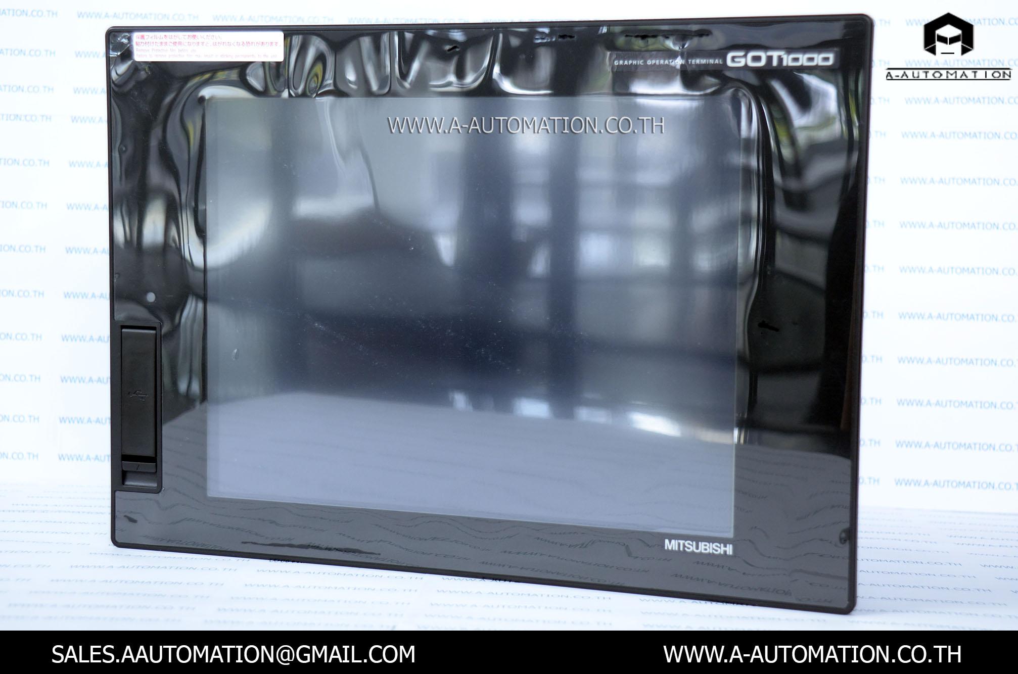 TOUCH SCREEN MODEL:GT1675M-STBA,65536 สี 10.4 นิ้ว [MITSUBISHI]