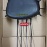 เบาะเด็ก เบาะนั่งเด็ก มอเตอร์ไซด์ HONDA CLICK-i 110 CC เบาะเสริม มีพนักพิงหลัง สามารถพับเก็บได้เมื่อไม่ใช้งาน งานหนา รับน้ำหนักได้ถึง 15 กิโลกรัม สินค้าตรงรุ่น ติดตั้งง่าย ไม่ต้องดัดแปลง