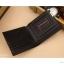 กระเป๋าสตางค์ผู้ชาย ทรงสั้น PIDENGBAO Metal - สีดำ thumbnail 3