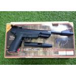 New.ปืนอัดลม Benjamin Tril NP Nitro IGT .177cal. Airgun Pistol ✔แรง625-650Fps. ✔ระบบหักลำโช๊คแก๊สNitro ✔ศูนย์หน้าเรืองแสงและศูนย์หลังปรับได้ ราคาพิเศษ