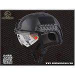 หมวก Emerson Fast Helmet PJ Type มีแว่นในตัว