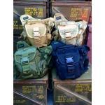 New.สินค้ามาใหม่กระเป๋าสะพายเฉียงเอนกประสงค์ มี 4 สี ดำ ทราย เขียว มาติแคม ผ้า CORDURA ราคาพิเศษ