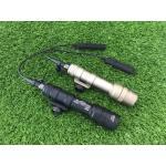 New.ไฟฉาย AB Surefire M600C Scout Tactical Flashlight สีดำ \ สีทราย ราคาพิเศษ