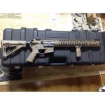 "New.Angry gun Wire Cutter Rail System LVOA Style for M4 Cmmg M4 GBB and AEG 12""-16"" สีดำ สีทราย ราคาพิเศษ"