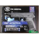 New.Cybergun FNX 45 Tactical GBB Pistol (Black) ราคาพิเศษ