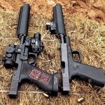 https://youtu.be/u0YrK5bmPs8 New.รางเสริม ALG Defense Glock Accessories 6-Second Optic Mount with Flared Magwell AFM For G17 / G18 สีดำ / สีทราย ราคาพิเศษ