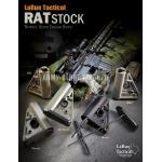 New.LaRue Tactical RAT Stock for M4 สีดำ สีทราย ราคาพิเศษ