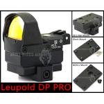 New.Leupold Optics DeltaPoint Pro DP PRO Red Dot Scope ติด M4 M1911 GLOCK (BK-TAN) ราคาพิเศษ