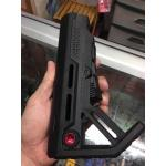New.Strike Industries Viper Mod 1 Mil-Spec Carbine Stock for AR Cmm.22 / 5.56 Series Black / Red ราคาพิเศษ