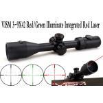 New.กล้อง Scope VISM 3-9x42 Red Center Beam มีเลเซอร์แดงในเลนส์ ราคาพิเศษ