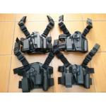 NEW CQC Holster & Plateform with Light Carrier & Magazine For Beretta M92 / For Colt 1911 / For Glock 17 / P226 / hk usp / cz 75 ราคาพิเศษ