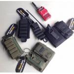 New. ซองวิทยุ+ซองแม็ก M4 / M16 ผ้าCORDURA สีดำ สีทราย. สีเขียว ราคาพิเศษ 650 บาท