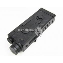CYMA C.69 MP5 PEQ Style Battery Case Box
