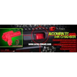 Element IN0804 ACCURATE Hopup Chamber for M4/M16 Series Airsoft AEG Riflesnext