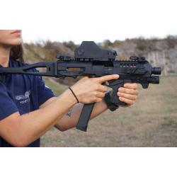 New.Micro roni for Glock ชุด advance kit มีไฟฉายมาพร้อม สำหรับ ปืนสั้น GLOCK17 , 19 , 23 , 25 , 32 ราคาพิเศษ