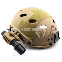 New.FAB PLR Adjustable Tactical Light Mount BK prev next ปรับได้ 5 ระดับ สีดำ สีทราย สีเขียว ราคาพิเศษ