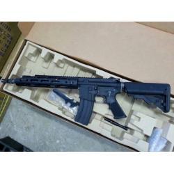 WE M4 Raptor R.A.R.S. GBB Rifle (Black)
