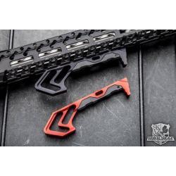 New.กริปมือหน้า cnc M4 สีดำ สีฟ้า สีแดง ราคาพิเศษ