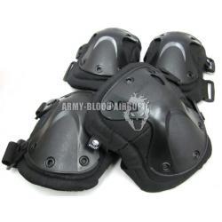 X-TAK Knee & Elbow Pads (BK)prev