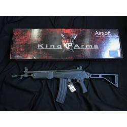 New.GALIL SAR FULL METAL AIRSOFT AEG GUN ราคาพิเศษ