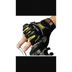 New.Mechanix Wear MPT-72 New.M-Pact Coyote Tactical Glove Half Finger ราคาพิเศษ
