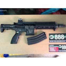WE 888C Gas Blow Back Rifle
