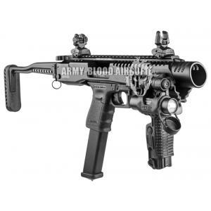 New.Fab Defense FBS FRONT BACK-UP Sight & RBS REAR BACK-UP Sight (BK) ราคาพิเศษ