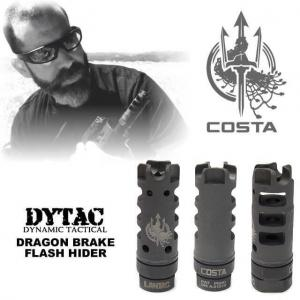 New.Dytac Lantac Dragon Flash Hider M4 Cmmg / M16 5.56 ราคาพิเศษ