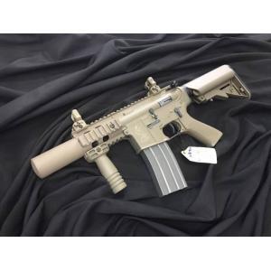 New.[ARES][SC-AR-022] M4 CQC Nylon Fiber AEG Rifle[DE] ราคาพิเศษ