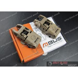 MAGPUL Style MBUS Folding Sight Set (DE)