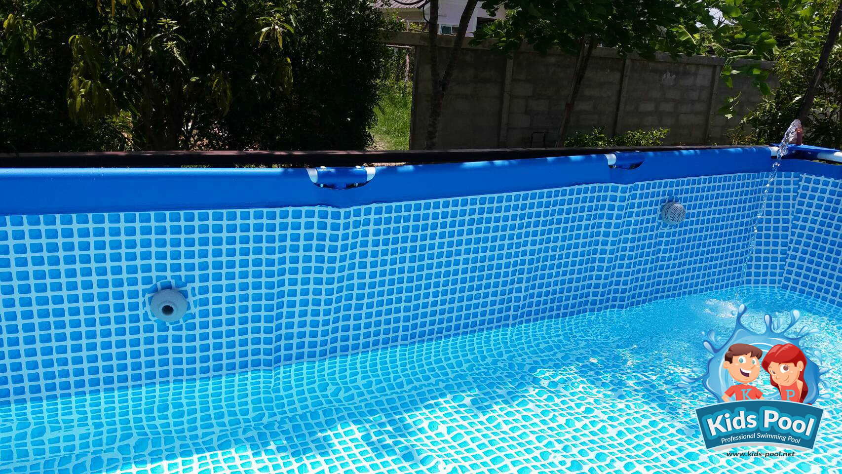 สระว่ายน้ำสำเร็จรูป Intex