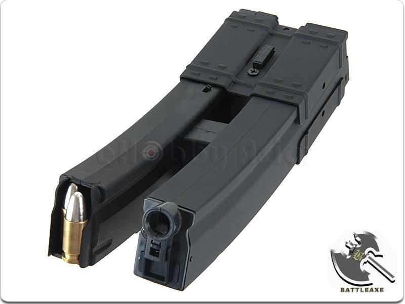 แม็กไฟฟ้า MP5 (ปั่นลานไฟฟ้าระบบ Sound-1,000 นัด)