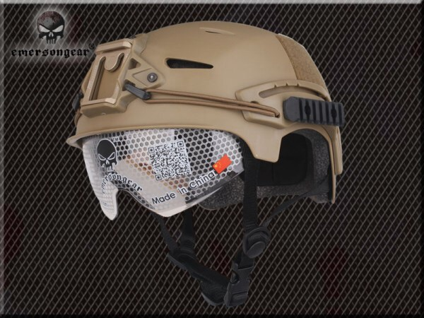New.Emerson EXF BUMP Helmet With Protective Goggle (DE)