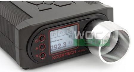 New.เครื่องวัดความเร็วลูกกระสุนปืน Xcortech X3200 Shooting Chronograph ราคาพิเศษ