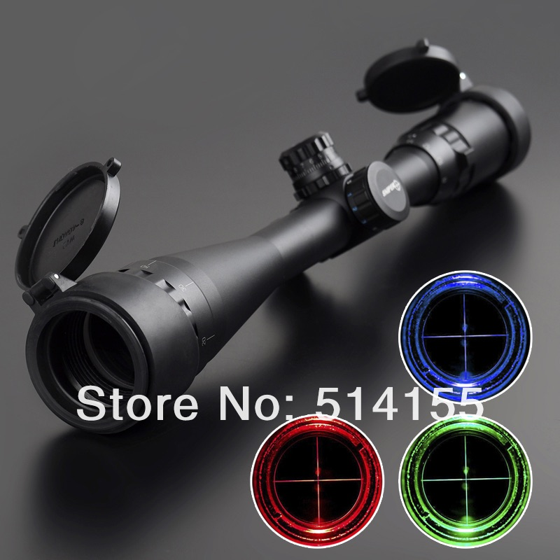 Telescopic sight SNIPER 4-16X40 Reflex Sight gun sight riflescopes LLL night vision scopes for hunting FreeShipping
