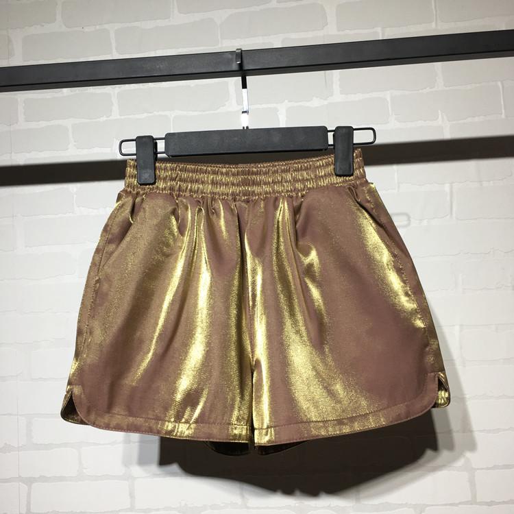 กางเกงสีทอง เบอร์ L