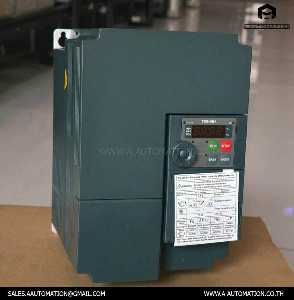 INVERTER MODEL:VFS15-4075PL-W [TOSHIBA]
