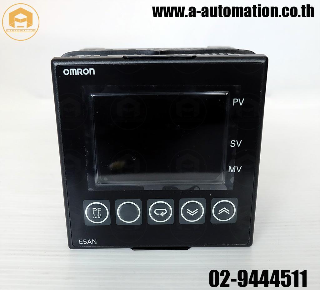 Temperature Omron Model:E5AN-R3HMT-500-N (สินค้าใหม่)