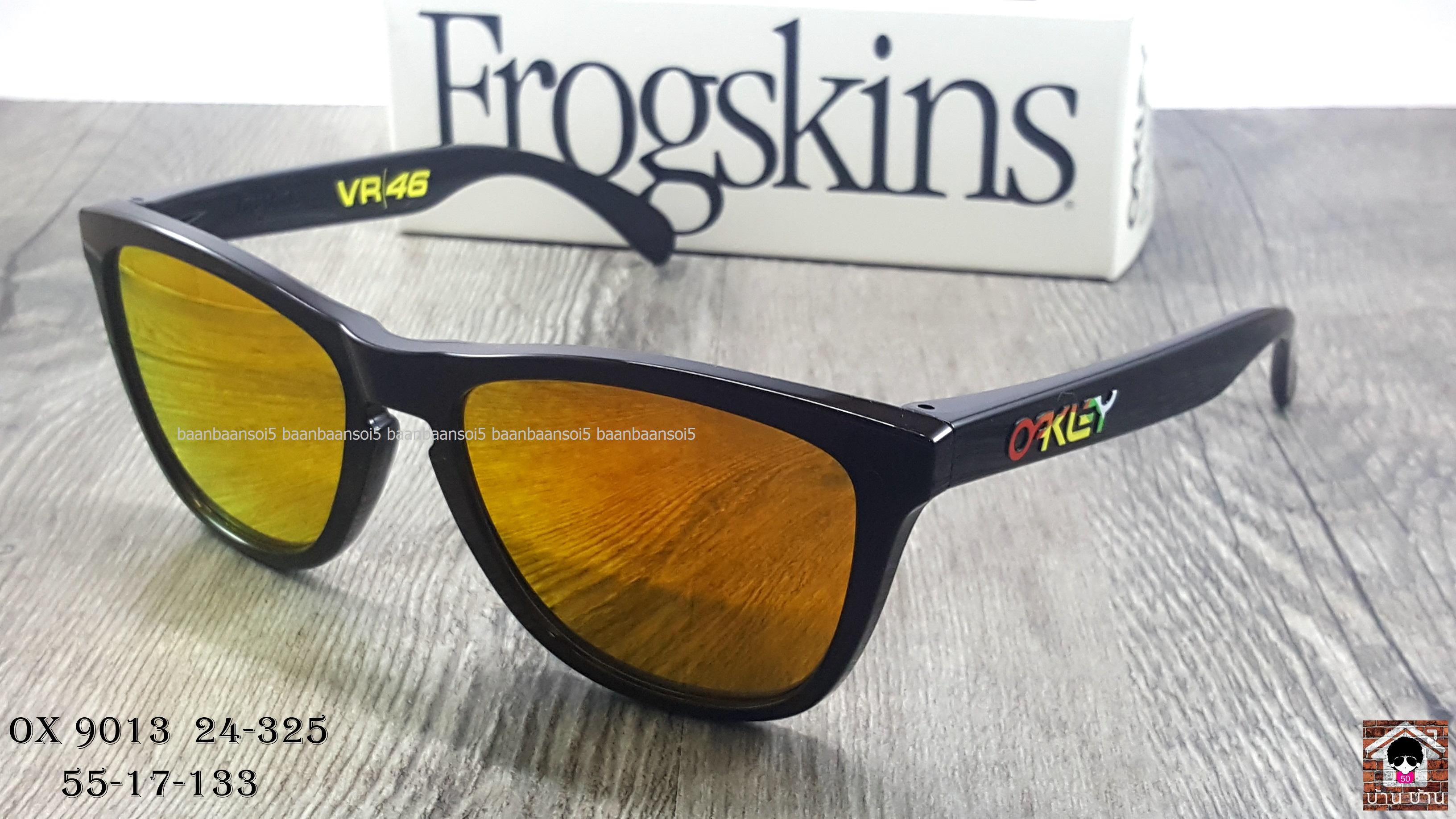 OAKLEY OO9013 24-325 FROGSKINS VR46 Collection โปรโมชั่น ราคา 3,890 บาท