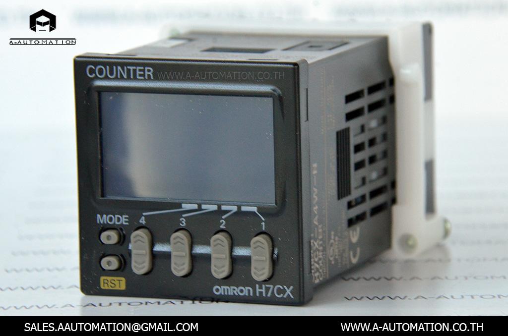 COUNTER MODEL:H7CX-A4W-N [OMRON]