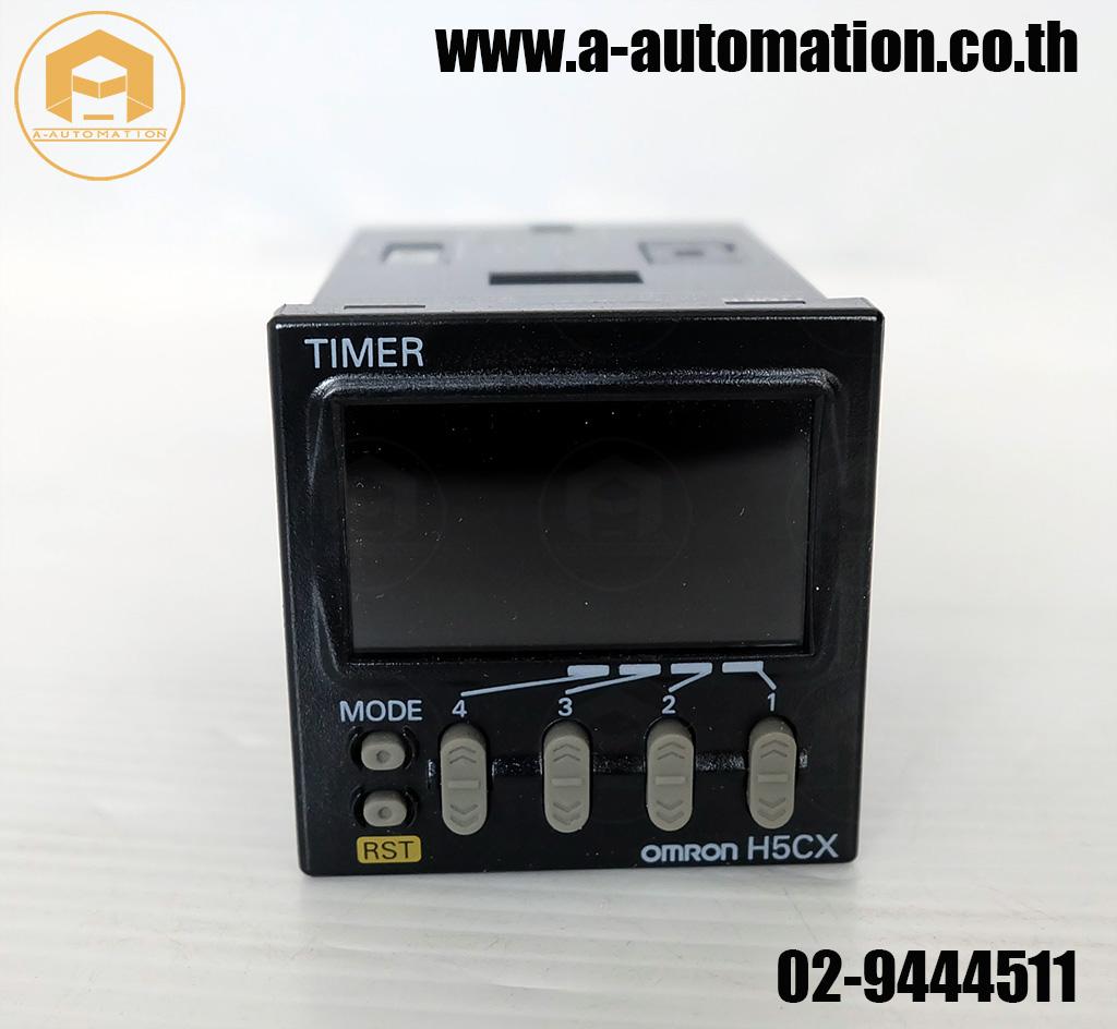 Timer Omron model:H5CX-L8D-N (สินค้าใหม่)