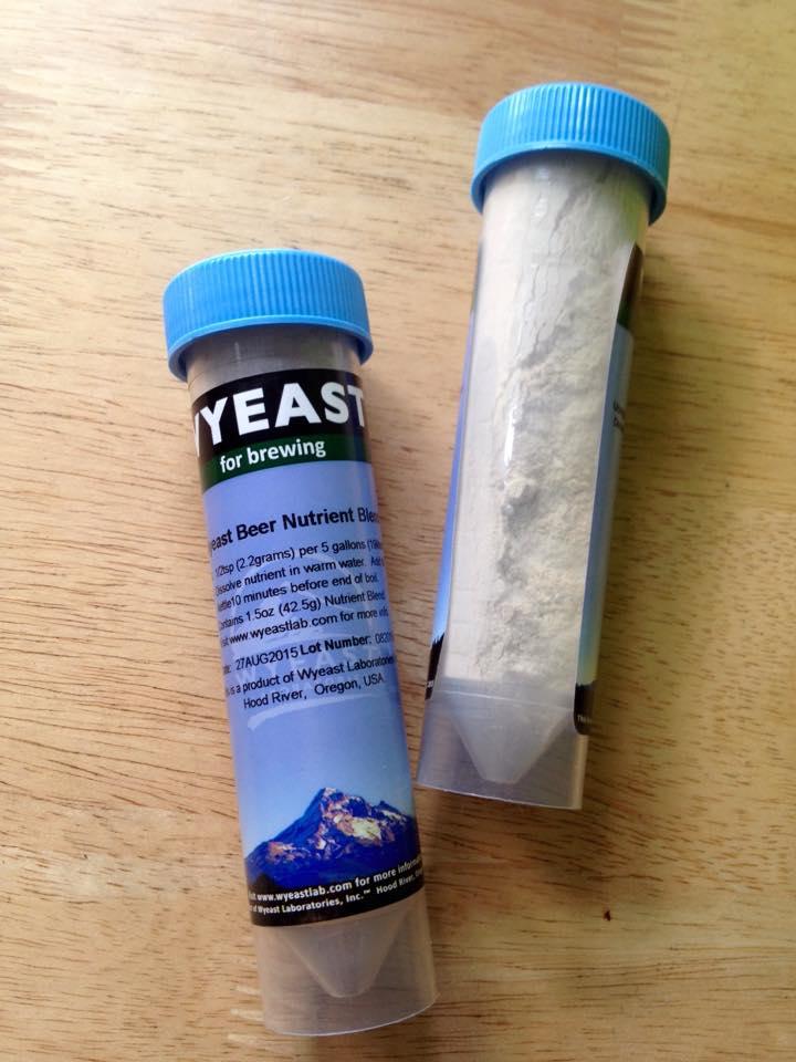 Wyeast Yeast Nutrient 1.5 oz