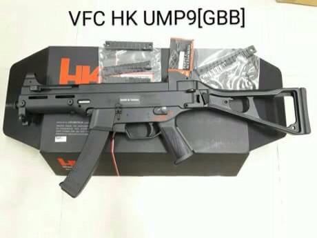 New.สินค้ามาใหม่ VFC HK UMP9 ระบบแก็ซ GBB ราคาพิเศษ