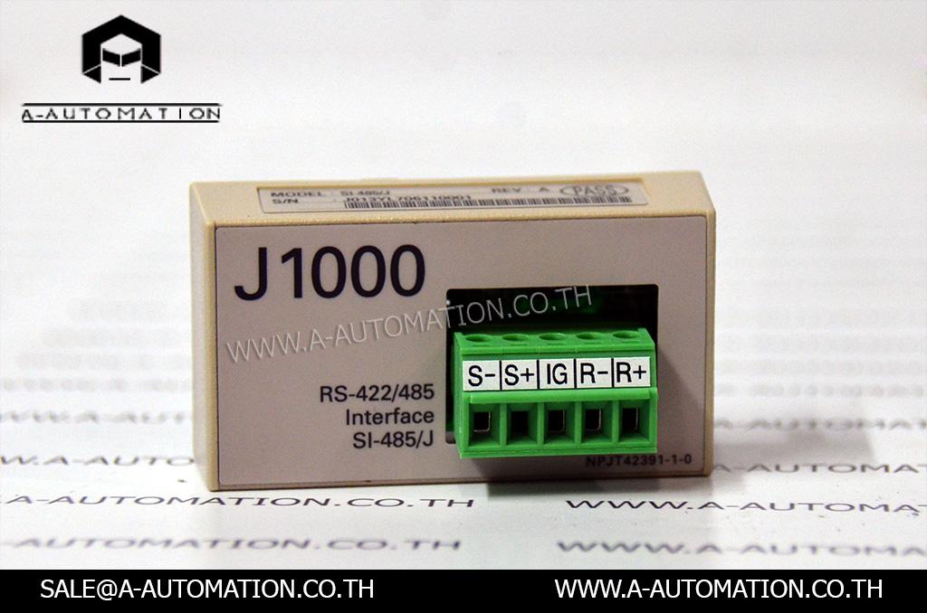 Interface Yaskawa Model: SI-485/J