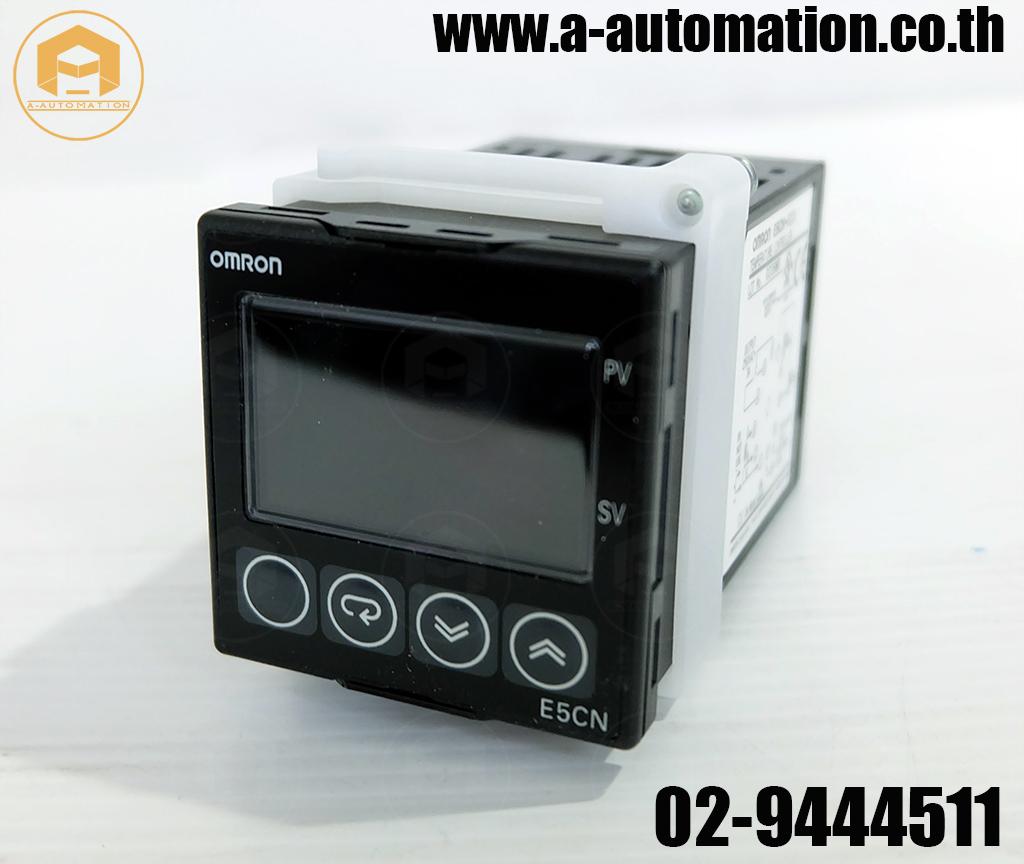 ขายTemperature Omron Model:E5CN-R2TU (สินค้าใหม่)