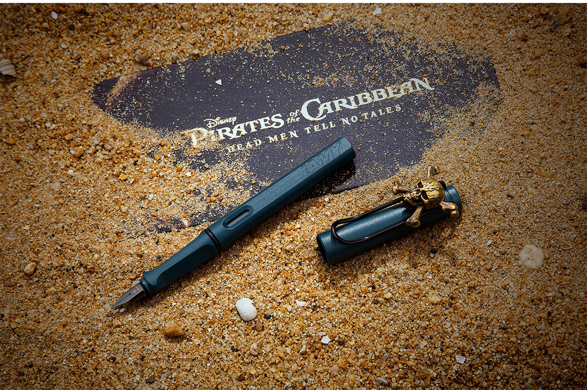 Lamy x Pirates of the Caribbean