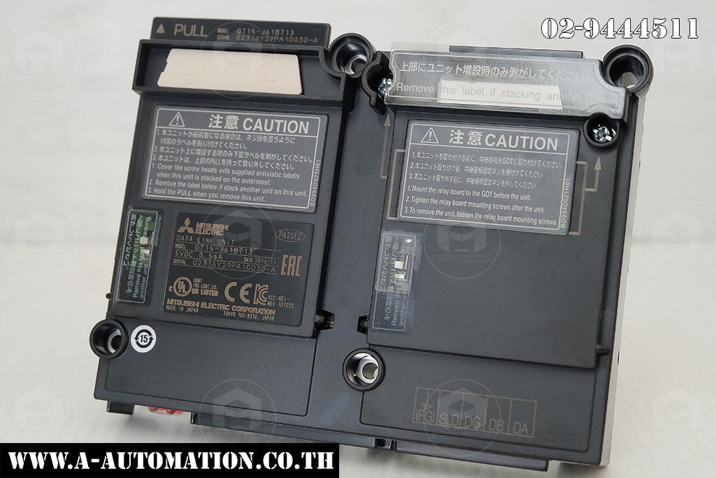 การ์ด Mitsubishi Model :GT15-J61BT13 (สินค้าใหม่)