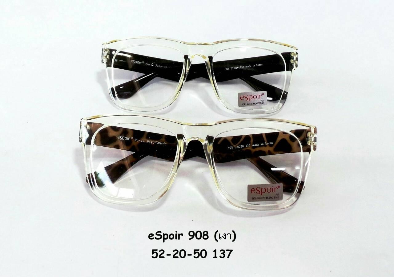 eSpoir 098 โปรโมชั่น กรอบแว่นตาพร้อมเลนส์ HOYA ราคา 1300 บาท