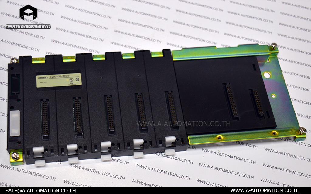 PLC MODEL:C200HW-BC051 [OMRON]