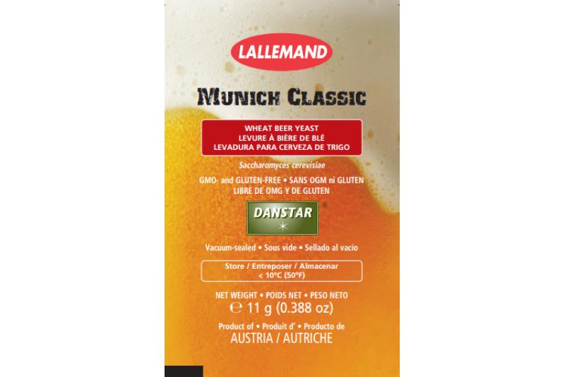 Munich Classic (Ale) 11g.